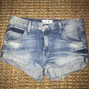 Wildfox Jean Shorts 27